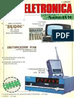 Revista Nova Eletronica 4 Maio de 1977