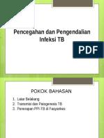 PPI  TB, dr. yuli