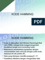 Kode Hamming