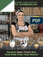 10 Receitas Rita Zamberlan