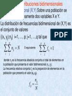 Distribuciones Bidimensionales (1)