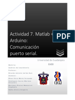 Actividad 7 Matlab Con Arduino