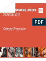 Company Presentation [Company Update]