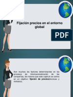 Fijacion Precios en El Entorno Global