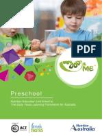 Food&Me - Preschool