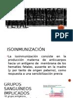 Isoinmunización materno-fetal.pptx