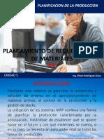Planificacion de La Produccion Unidad 5 -PMP-MRP- 34207
