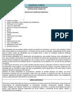 Ficha Técnica Bahias de Huatulco