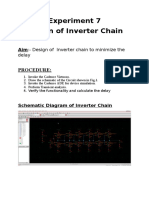 Chain of Inverters