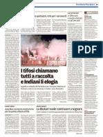 Il Tirreno Pontedera 05-11-2016 - Calcio Lega Pro