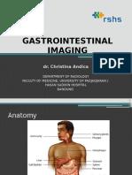 Gastrointestinal Imaging