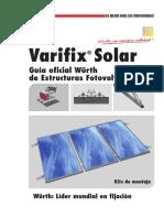 WURTH_estructuras fotovoltaicas