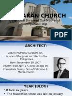 Baclaran Church 2.1