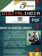 Digital India Presentation