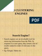 Web Clustring Engine