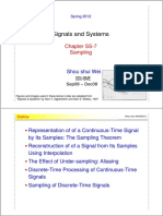 Signal And System Sampling.pdf