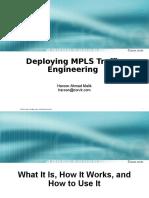 MPLS-TE