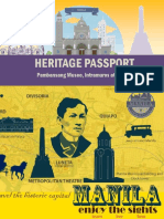 Heritage Passport Manila