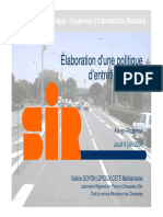 Entretien Routier Goyon SIR 080606