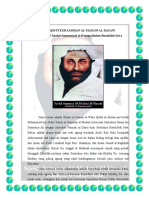 MANAQIB Wali Qutub as Syeikh Muhammad Bin Abdul Karim Samman Al Madani