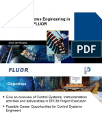 Control Systems Engineer at Fluor