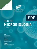 Guia de Microbiologia- PERFUMARIA E COSMÉTICOS