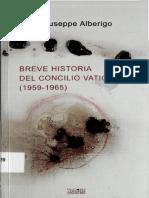 ALBERIGO, Giuseppe - Breve Historia Del Concilio Vaticano II (1959 - 1965).pdf