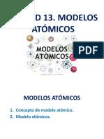 13 PWP Modelos Atómicos