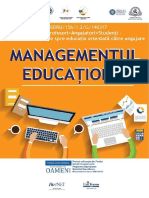 Management Educational Suport de Curs