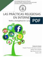 Las prácticas religiosas en Internet (Casabella, 2016)