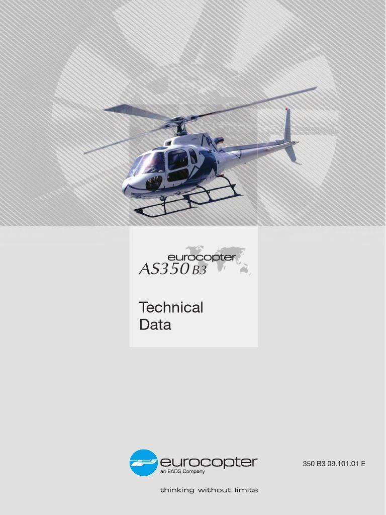 as350b3 tech data 2009 avionics transmission mechanics rh scribd com