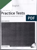 Fce Pratice Tests Mark Harrison