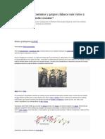 Cuáles Son Los Cantantes y Grupos Chilenos Más Vistos y Reproducidos en Redes Sociales