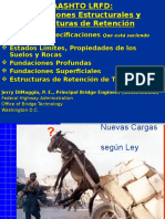Fundaciones Puentes AASHTO LRFD