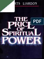 The Price of Spiritual Power - Roberts Liardon