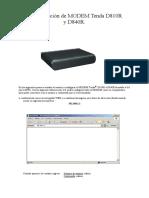 Configura Tenda_cablea SCPL No CANTV