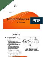 Sarcina Extrauterina (SEU)