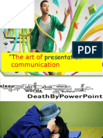 marketing and presentation concepts