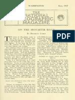 Статија на National Geographic од мај 1917