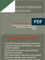 228428846 Penyuluhan SMP Bahaya Rokok