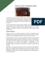 GUÍA de HISTORIA de La Radio Docx