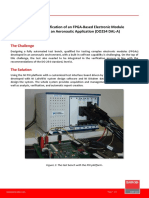 WP DO254 - Functional Verification of a FPGA-Based Electronic Module