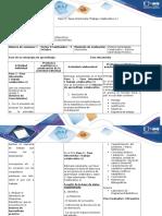 Paso 2 - Fase Intermedia ( Trabajo Colaborativo 1)