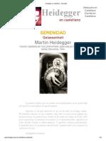 Heidegger en Castellano - Serenidad