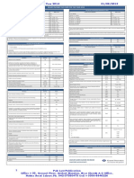Tax Card 2013-14