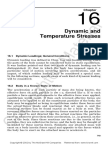 16-Dynamic & Temperature Stresses