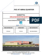 Air Outlet Kmc