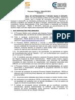 Edital CRN 5
