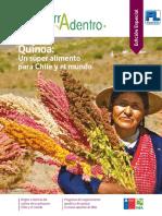 Quínoa. Un Súper Alimento Para Chile y El Mundo-FREELIBROS.org
