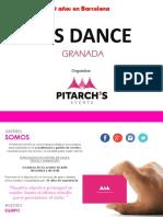 Presentación Fesdance Granada